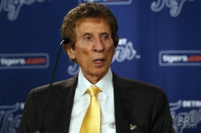 Report: Billionaire Mike Ilitch in bad health as succession plan underway