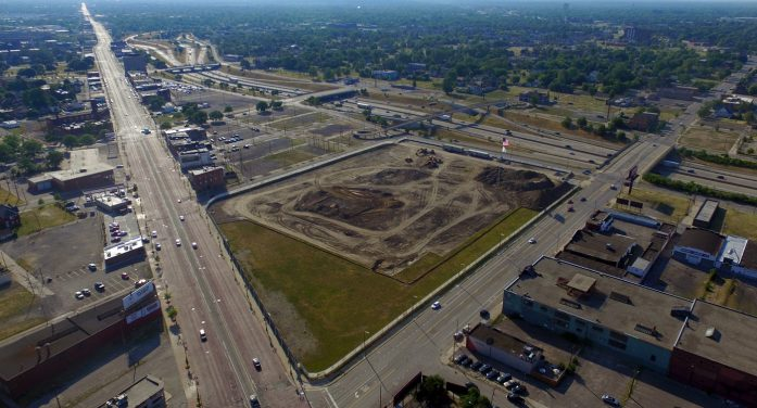 City helps PAL be lousy neighbors at historic Tiger Stadium site