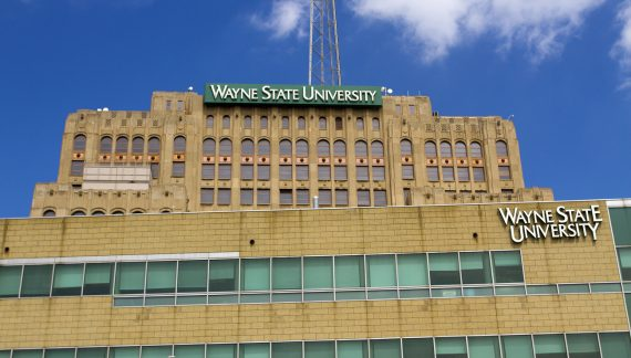 Racist, pro-Trump graffiti investigated at Wayne State University