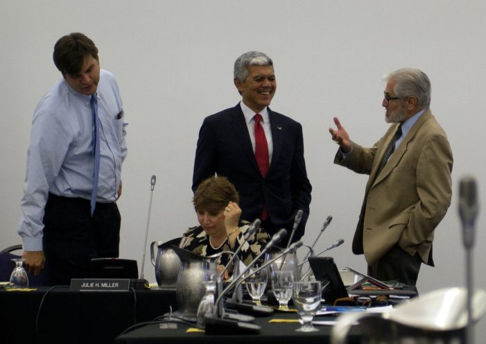 Lone board member who opposed $25,000 bonus to WSU president speaks out