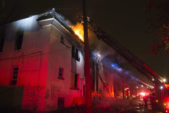 11 houses, 2 buildings burn in Detroit during first 12 hours of Devils' Night period