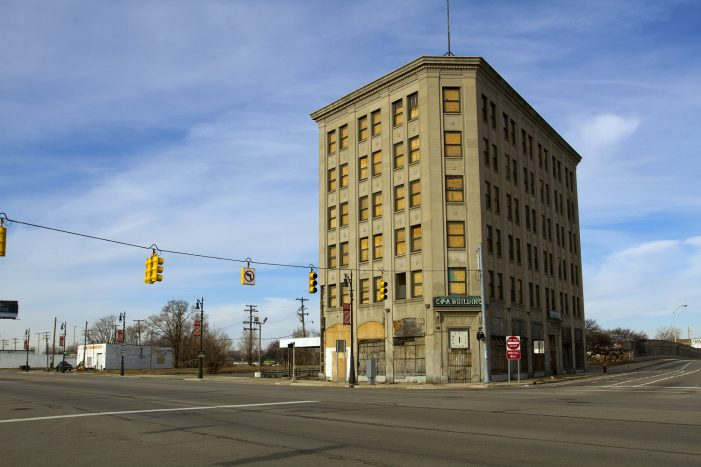 Fate of unique CPA Building in Corktown may be decided today