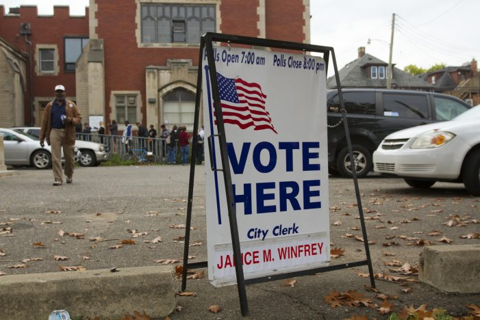 Justice Department sues Eastpointe over voting rights violations