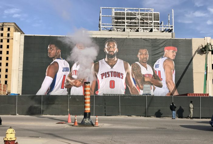 Detroit jumps gun on Pistons moving to Detroit with $34M tax subsidy