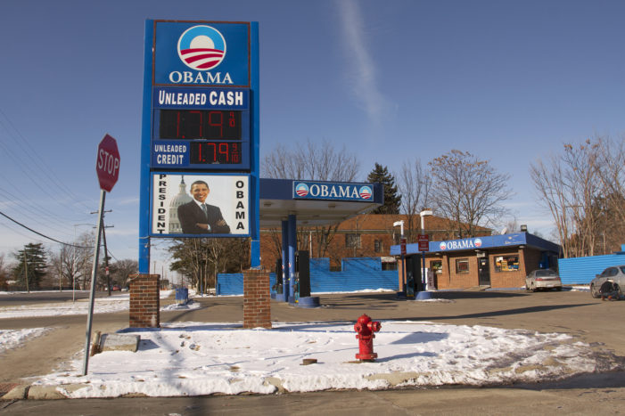 Murals & Stores: 11 Ways Detroit celebrated President Obama