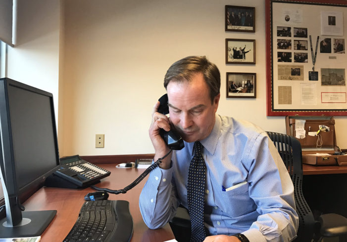 These pro-Trump tweets may haunt Schuette in run for governor