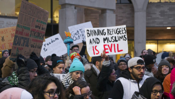 Protesters to call on Wayne State to become a sanctuary campus