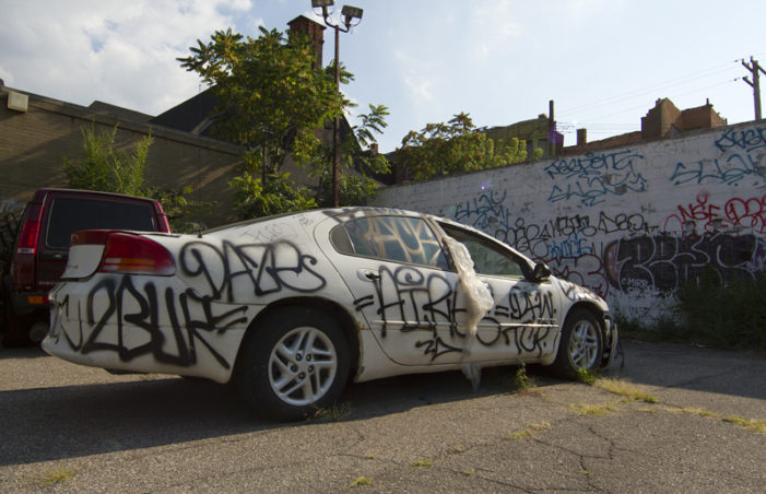 15-year felony raises questions about Mayor Duggan's anti-graffiti crusade