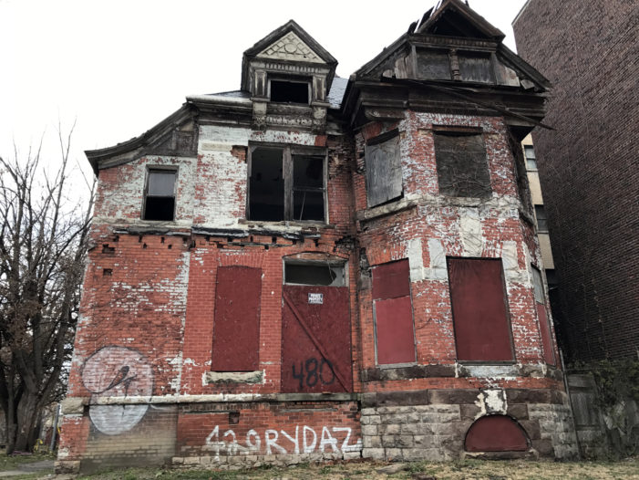 Popular restaurant owner neglects crumbling buildings in Cass Corridor