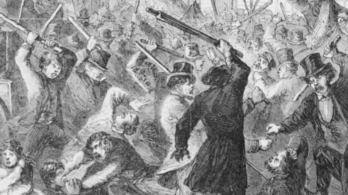Today in history: White mobs attacked blacks during Detroit race riot of 1863