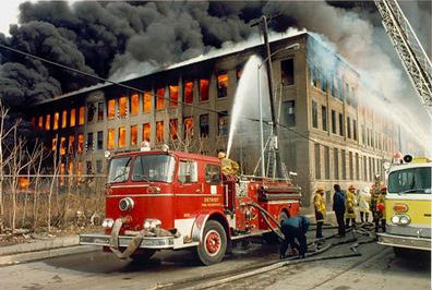 Remembering the tragic warehouse fire that killed 3 Detroit firefighters