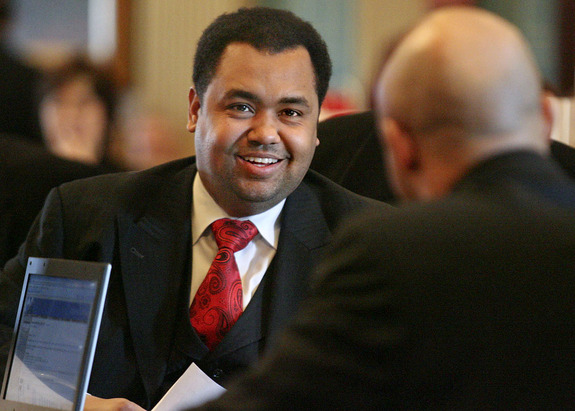 Campaign website for Coleman Young II was shut down for 'non-payment'