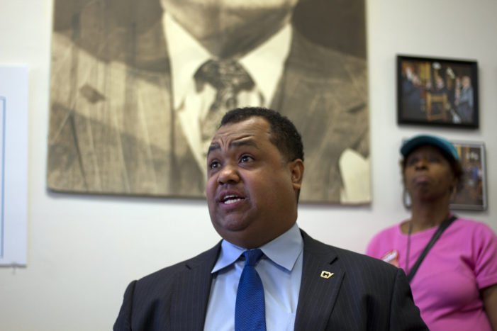 Coleman Young II calls for special prosecutor to probe Duggan's demo program