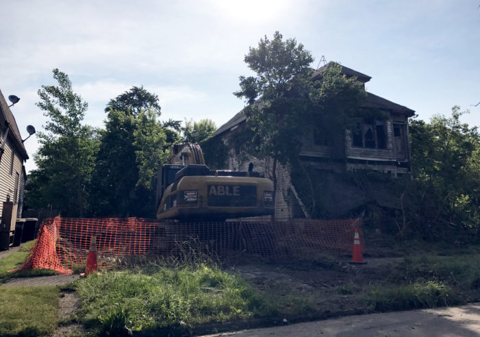 Mayor Duggan's demolition program returns $6.4M for improper expenses