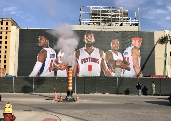 City council violates state law ahead of vote on $34.5M Pistons subsidy