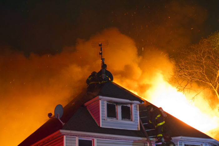 Detroit firefighters overwhelmed by nearly 30 blazes on Fourth of July