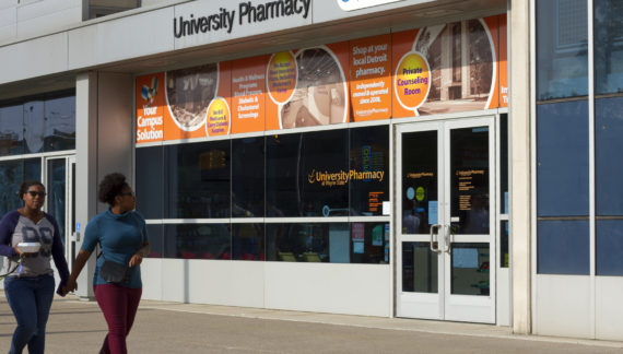 Wayne State forces out pharmacy that serves thousands of students, staff and Detroiters