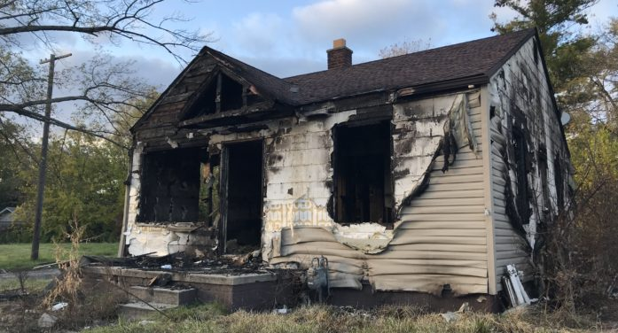 Suspected serial arsonist arrested following dozens of fires on Detroit's east side