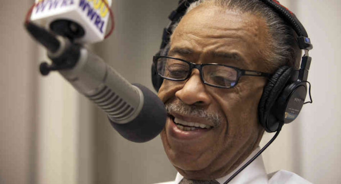 Rev. Sharpton's daily radio show, 'Keppin' It Real,' begins airing on 910AM Superstation today