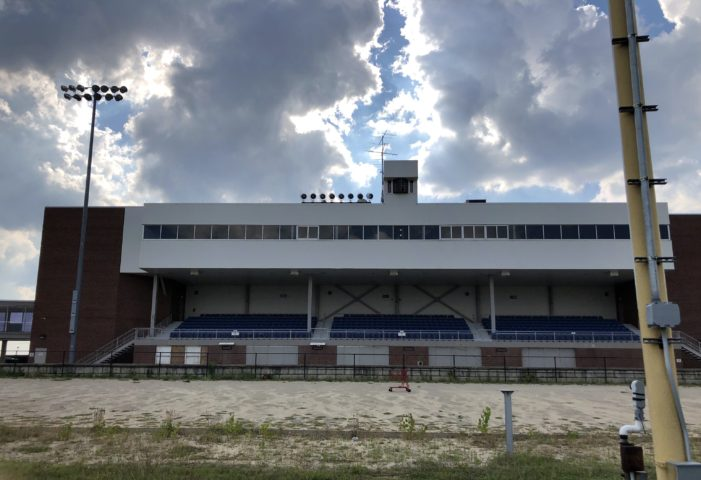 Behind-the-scenes: A final glimpse of Hazel Park Raceway before demolition