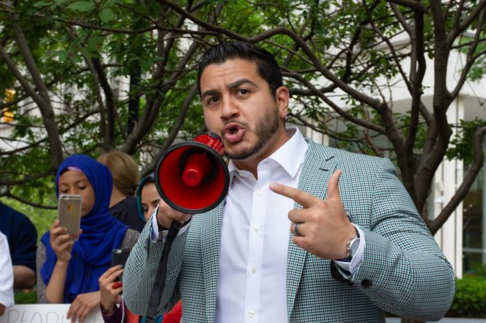 Abdul El-Sayed, 17 others sentenced for 'disorderly conduct' during Detroit protest